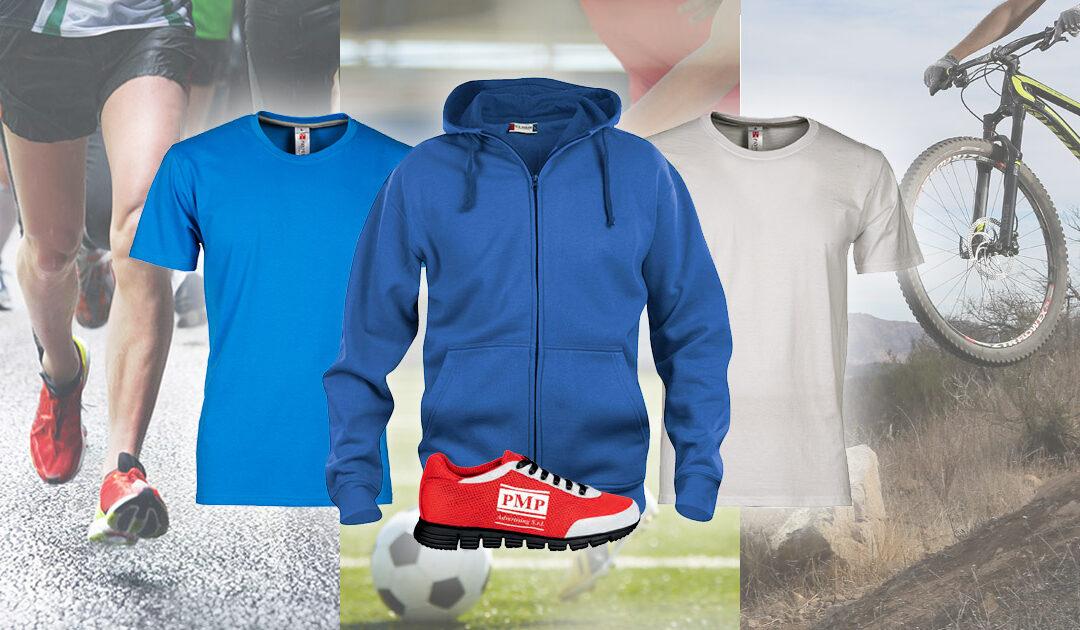 Proposte di abbigliamento personalizzato per team sportivi